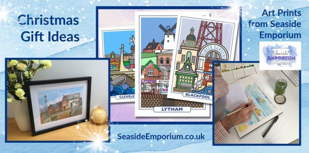 Christmas Gift Ideas from Seaside Emporium