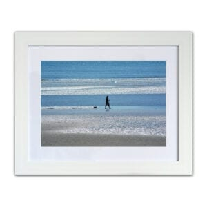 Peace on the beach. Photographic print from Seaside Emporium